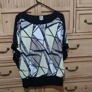 JM Collection top size M